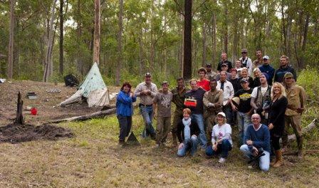 Futility Cast and Crew 2010