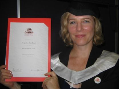 Griffith Graduation December 2008