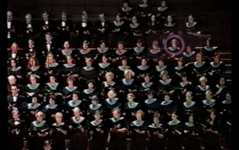 Brisbane Chorale 'Messiah' 1997