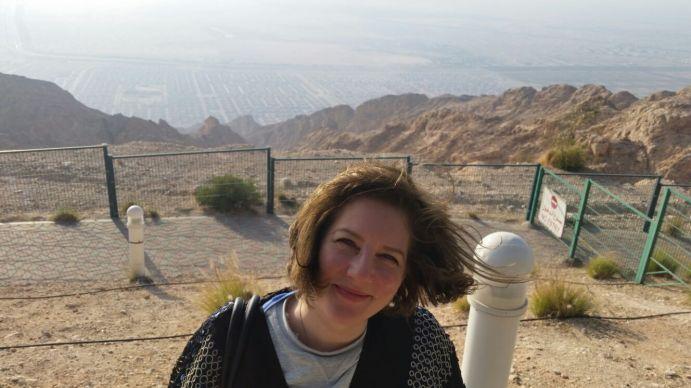 Al Ain Mountain November 2015