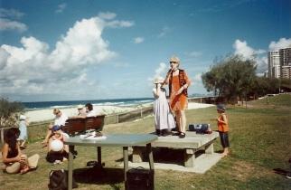 Bravehearts Surfers Paradise 2000