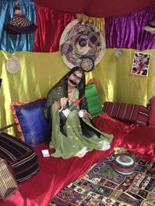 Abu Dhabi School camp December 2015