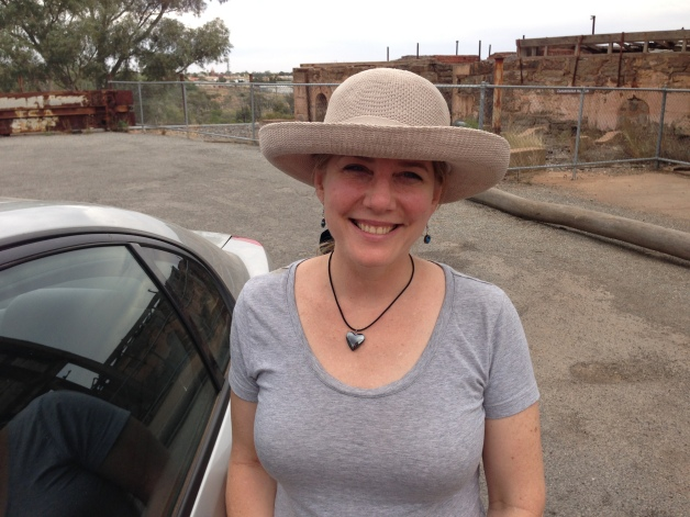Location Scout Broken Hill November 2012