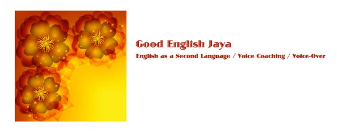 GoodEnglish Jaya