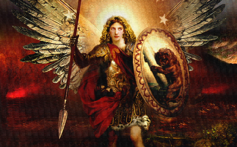 Archangel Michael - intro