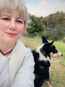 Jaya (with Hailey pup) April 2020